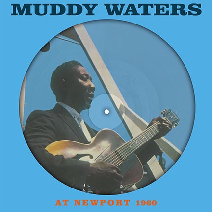 Muddy Waters/AT NEWPORT PIC LP
