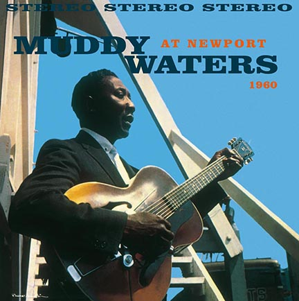 Muddy Waters/AT NEWPORT 1960 (180g) LP