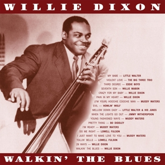 Willie Dixon/WALKIN' THE BLUES LP