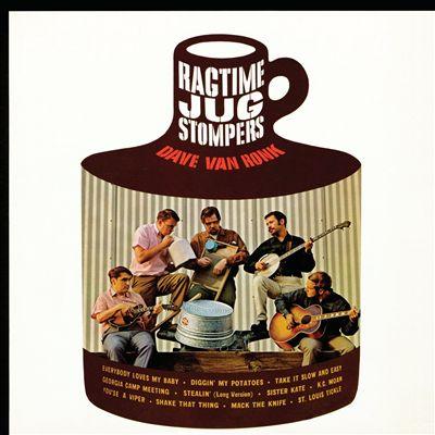 Dave Van Ronk/RAGTIME JUG STOMPERS LP
