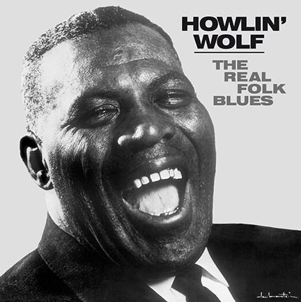 Howlin' Wolf/REAL FOLK BLUES (180g) LP