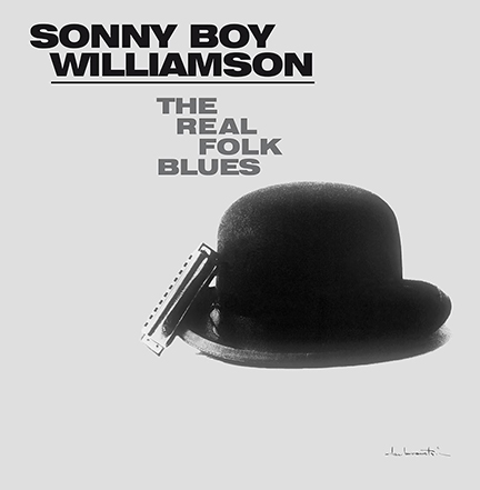 Sonny Boy Williamson/REAL FOLK (180g) LP