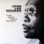 John Lee Hooker/REAL FOLK BLUES LP
