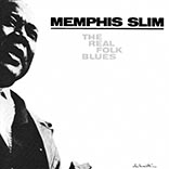 Memphis Slim/REAL FOLK BLUES LP