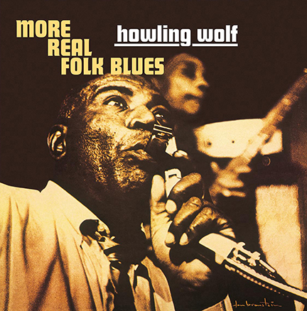 Howlin' Wolf/MORE REAL FOLK BLUE(180g)LP