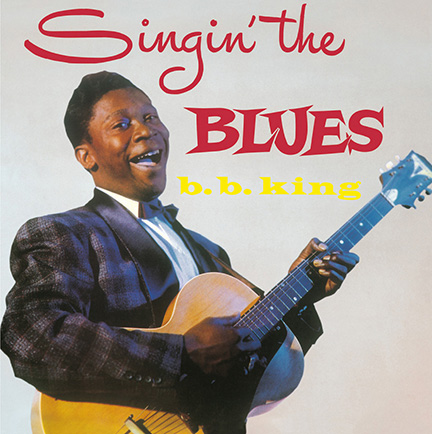 B.B. King/SINGIN' THE BLUES (180G) LP