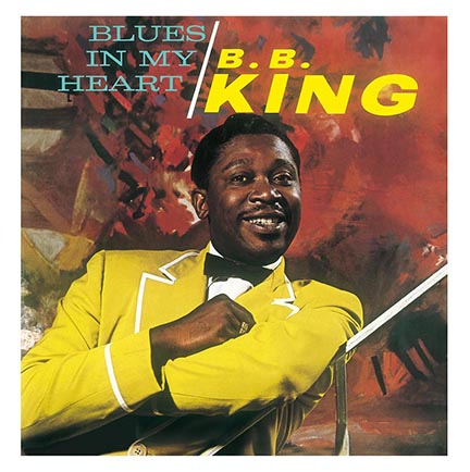 B.B. King/BLUES IN MY HEART (180g) LP