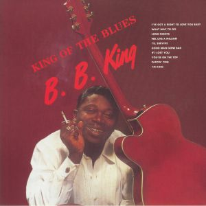 B.B. King/KING OF THE BLUES (OXBLOOD) LP