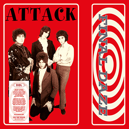 Attack/FINAL DAZE (COLLECTION) LP