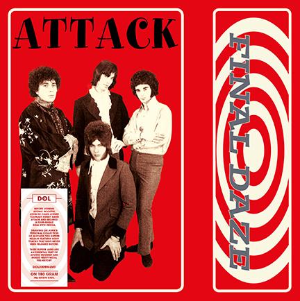 Attack/FINAL DAZE (COLLECTION) LP
