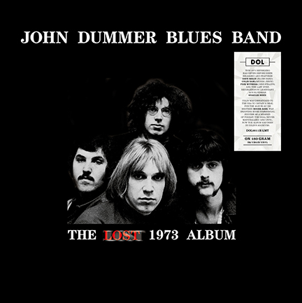 John Dummer Blues Band/LOST 1973 LP