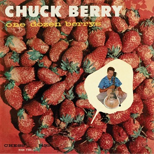 Chuck Berry/ONE DOZEN BERRYS (YELLOW) LP
