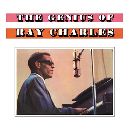 Ray Charles/GENIUS OF (180g) LP