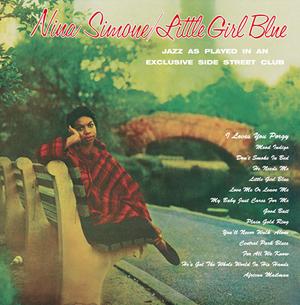 Nina Simone/LITTLE GIRL BLUE (180g) LP
