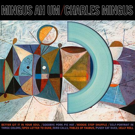 Charles Mingus/MINGUS AH UM (COLOR) LP