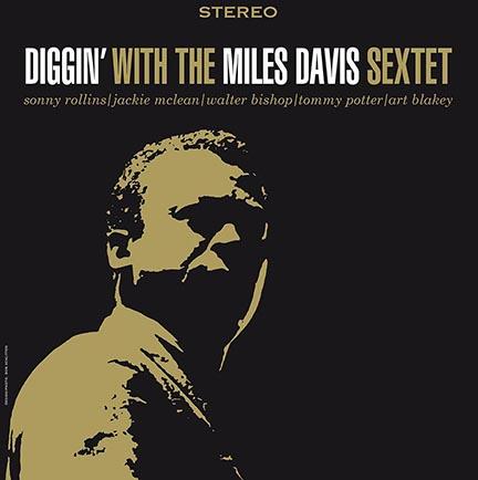 Miles Davis/DIGGIN' WITH LP