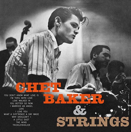 Chet Baker/AND STRINGS (180g) LP