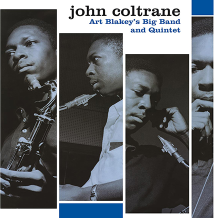 John Coltrane/ART BLAKEY'S BIG (180g) LP