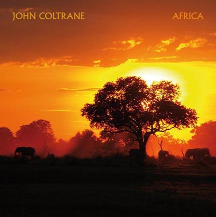 John Coltrane/AFRICA (180g) LP