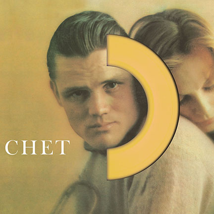 Chet Baker/CHET (COLOR) LP