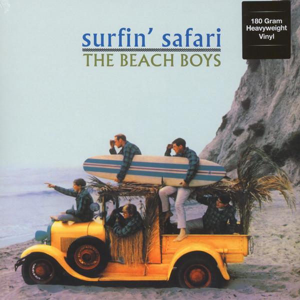 Beach Boys/SURFIN SAFARI (BLUE) LP