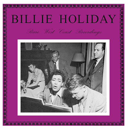 Billie Holiday/RARE WEST COAST (180g) LP