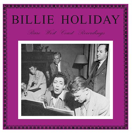 Billie Holiday/RARE WEST COAST (180g) LP