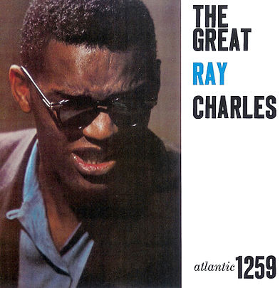 Ray Charles/THE GREAT LP