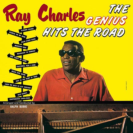 Ray Charles/GENIUS HITS THE (180g) LP
