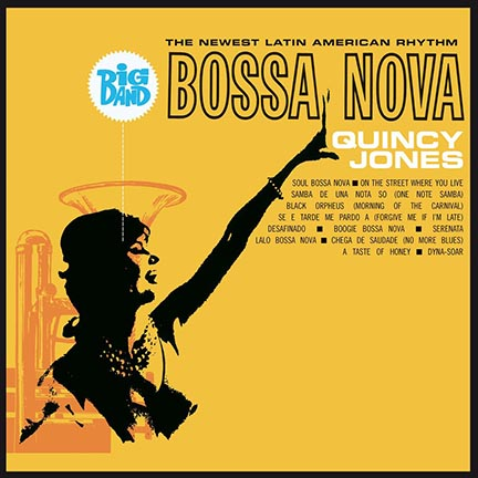 Quincy Jones/BIG BAND BOSSA NOVA(180g)LP