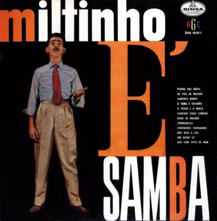 Miltinho/MILTINHO E SAMBA LP