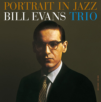 Bill Evans Trio/PORTRAIT IN JAZZ(180g)LP