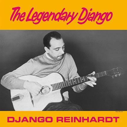Django Reinhardt/LEGENDARY (180g) LP