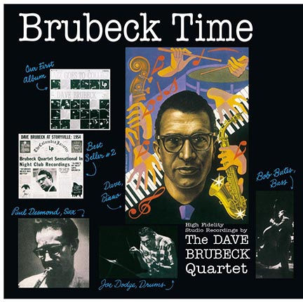 Dave Brubeck/BRUBECK TIME (180g) LP