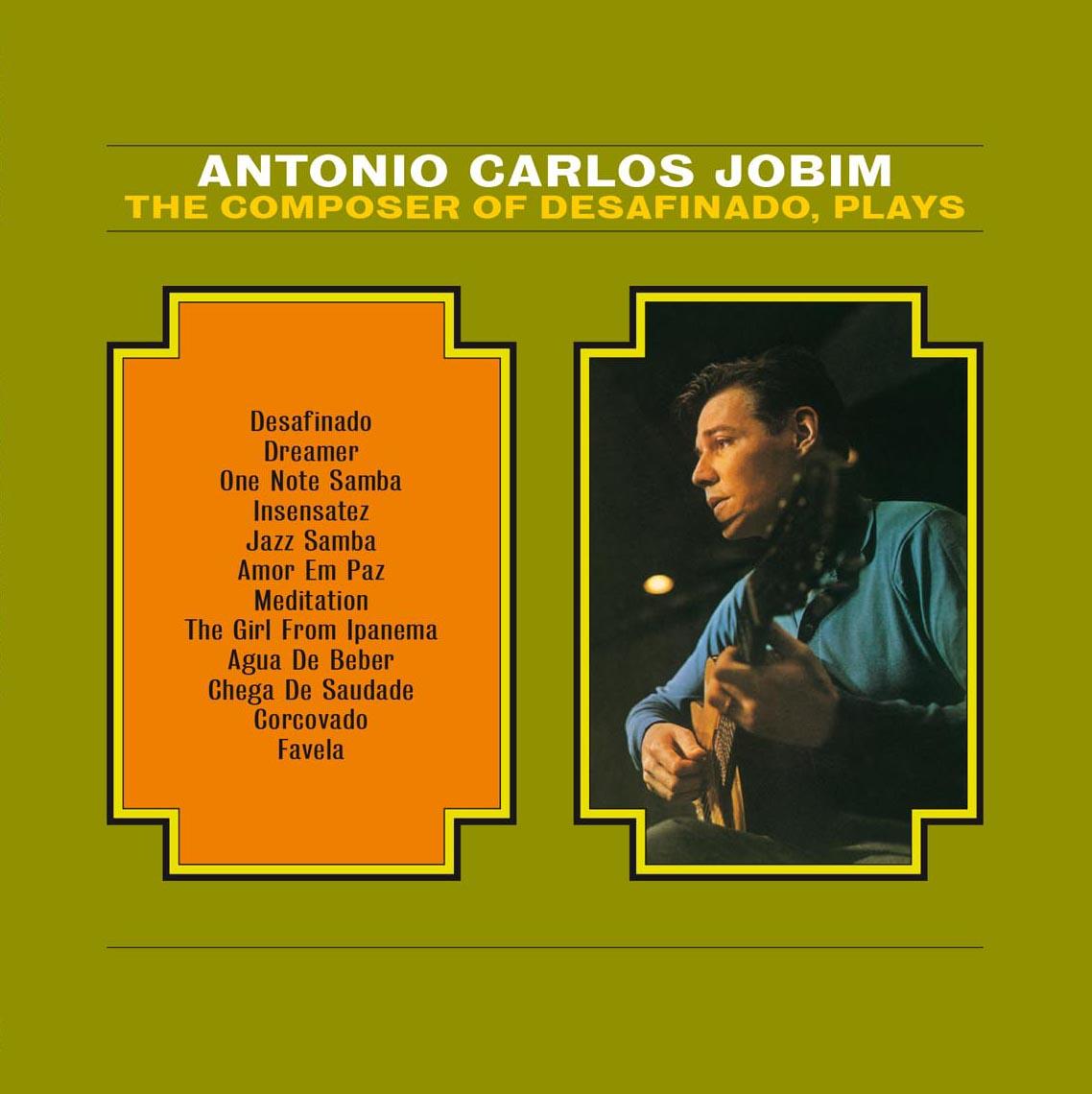 Antonio Carlos Jobim/COMPOSER (180g) LP
