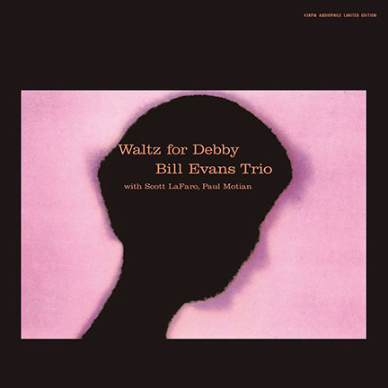Bill Evans Trio/WALTZ FOR DEBBY(180g) LP