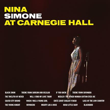 Nina Simone/LIVE AT CARNEGIE (180g) DLP