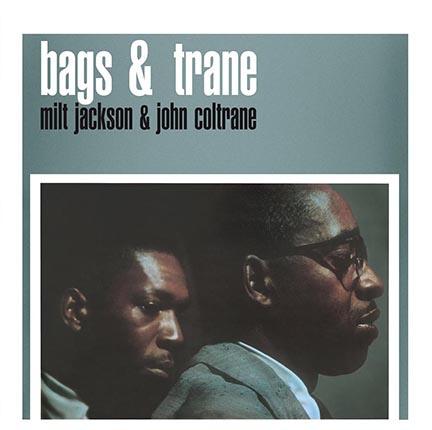 M. Jackson & Coltrane/BAGS TRANE(180g)LP