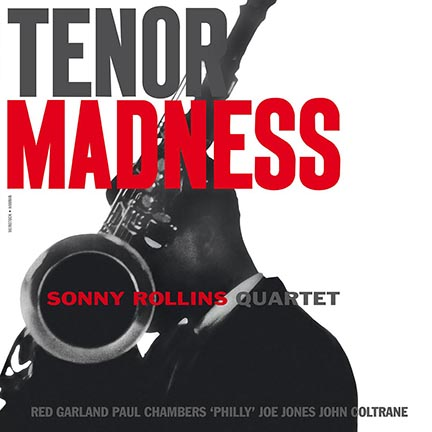 Sonny Rollins/TENOR MADNESS (180) LP