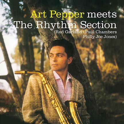Art Pepper/RHYTHM SECTION (180g) LP