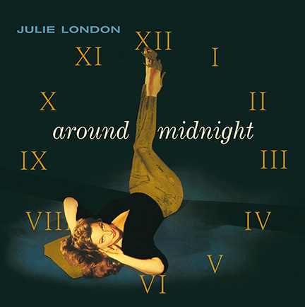 Julie London/AROUND MIDNIGHT (180g) LP