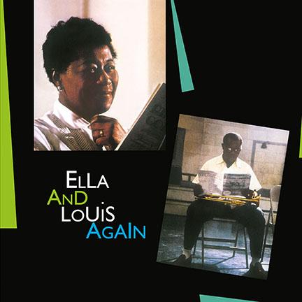 Ella Fitzgerald & L. Armstrong/AGAIN DLP