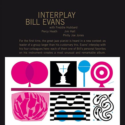 Bill Evans/INTERPLAY (180g) LP