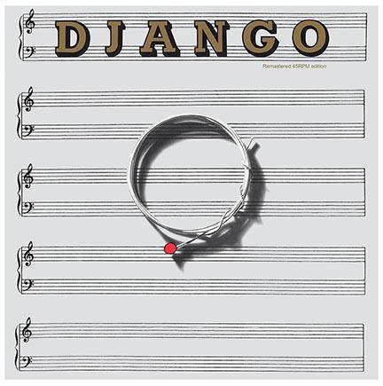 Django Reinhardt/DJANGO (180g) LP