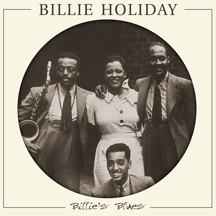 Billie Holiday/BILLIE'S BLUES PIC LP