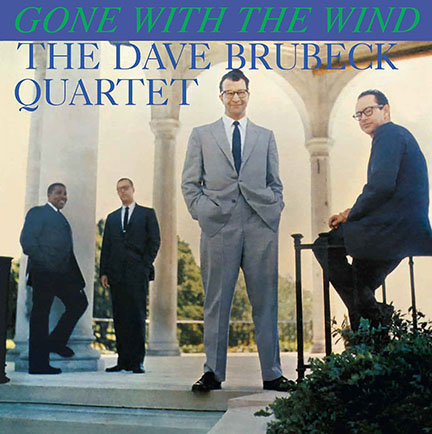 Dave Brubeck/GONE WITH THE WIND(180g) LP