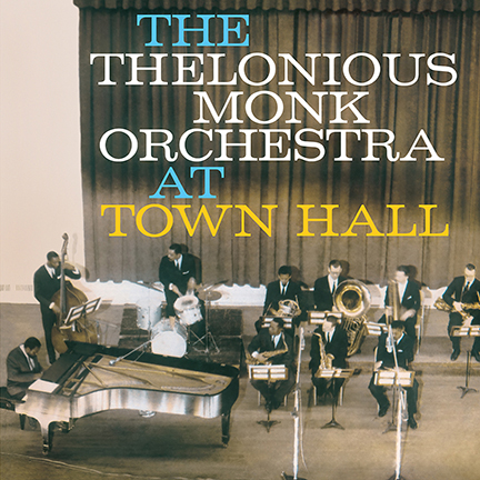 Thelonious Monk Orch/AT TOWN HALL DLP