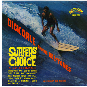 Dick Dale/SURFER'S CHOICE (GTFD) LP