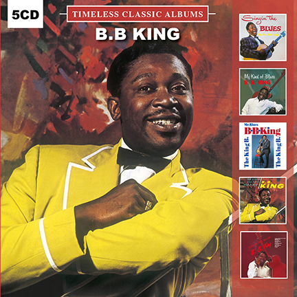 B.B. King/TIMELESS CLASSICS 5CD