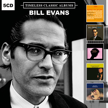 Bill Evans/TIMELESS CLASSICS 5CD